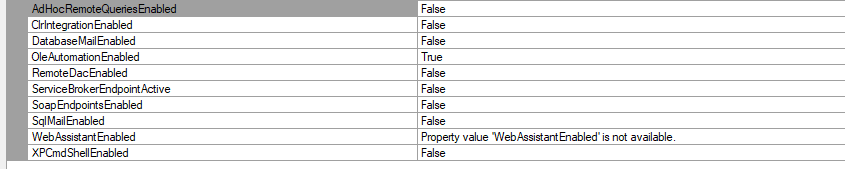 Problem Calling API from SQL Stored Procedure