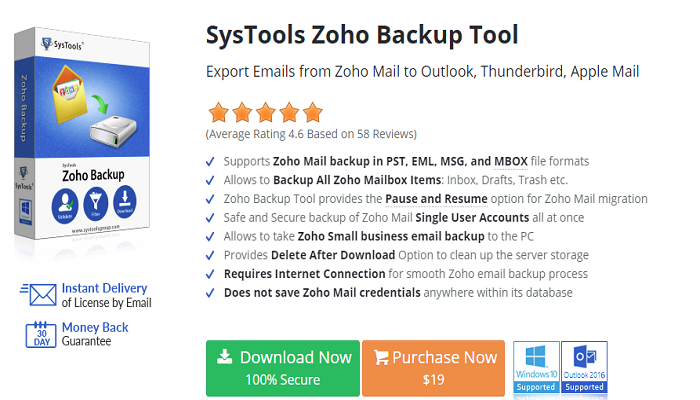 Top Email Backup Solution by SysTools – Check it Out!