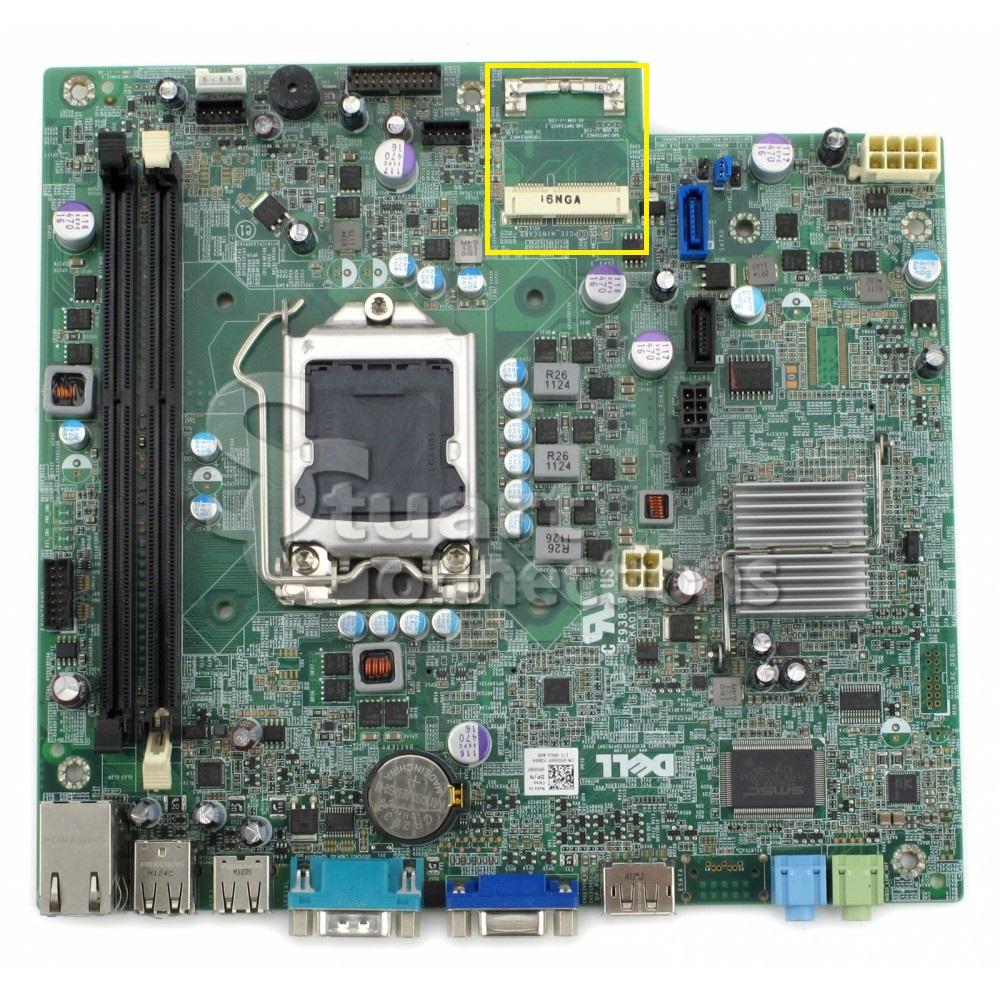 dell optiplex 790 USFF connector