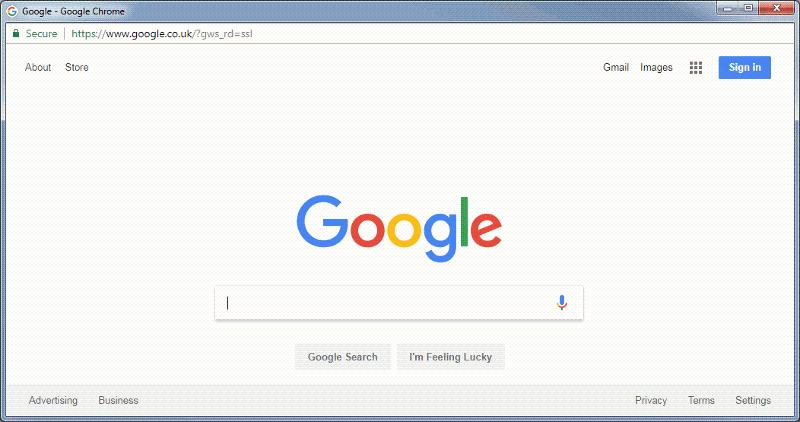 GMGenius script with Chrome