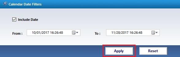 Export Exchange Calendar to PST via Powershell Commands
