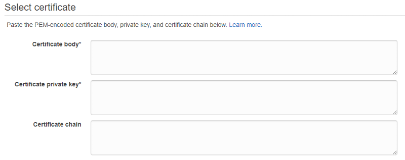 Guidance / Sanity check installing Godaddy SSL certificate on AWS ...