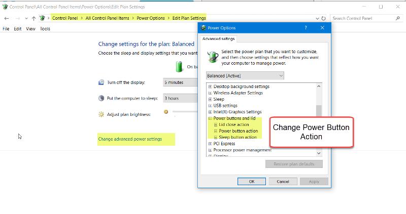 Windows-10-Power-Button-Options