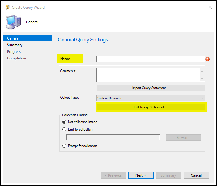 SCCM WQL Queries - Quick Reference