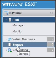 HOW TO: Connect to the VMware vSphere Hypervisor 6 7 (ESXi
