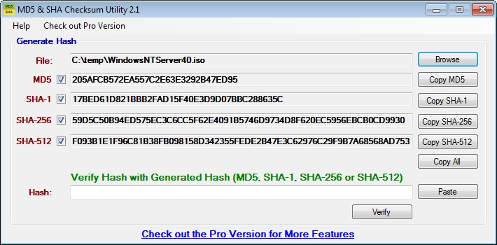HOW TO: Create an ISO CD-ROM/DVD-ROM image (* iso), and MD5 checksum