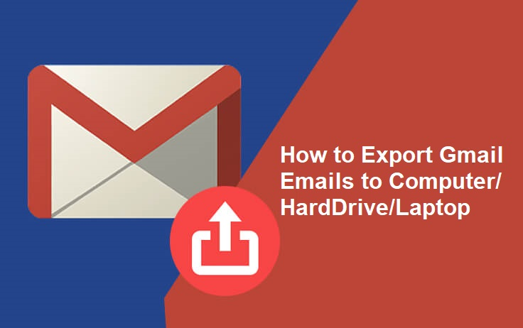Export Gmail Account Data