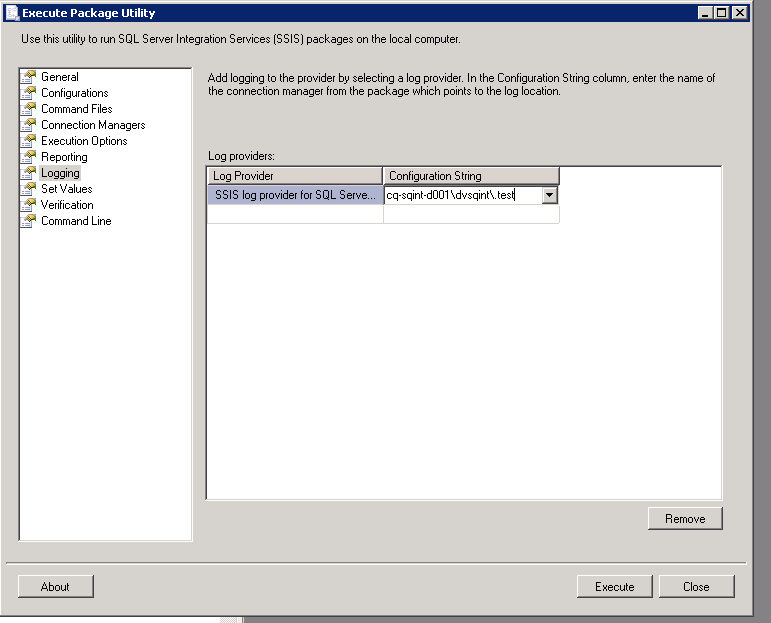 SSIS Solutions