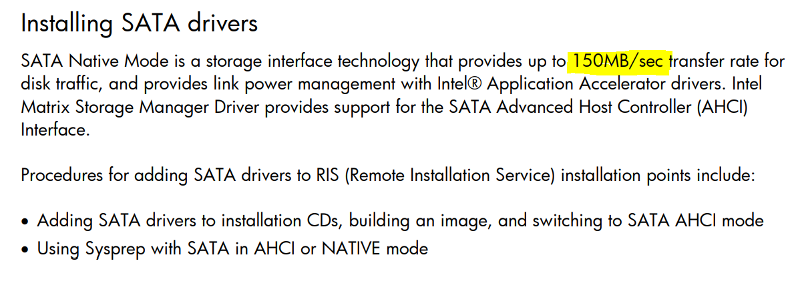 from HP documentation