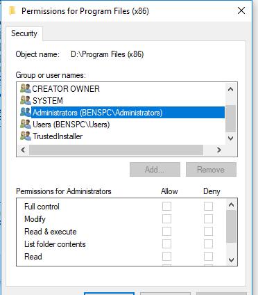 Windows 10 Questions