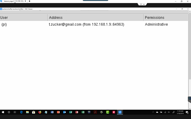Raspberry Pi 3 display issue