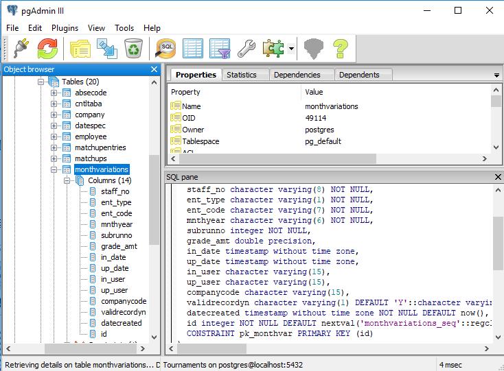 PostgreSQL Solutions