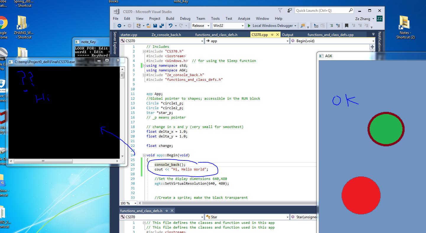 Microsoft Visual Studio Questions