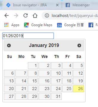 date format javascript