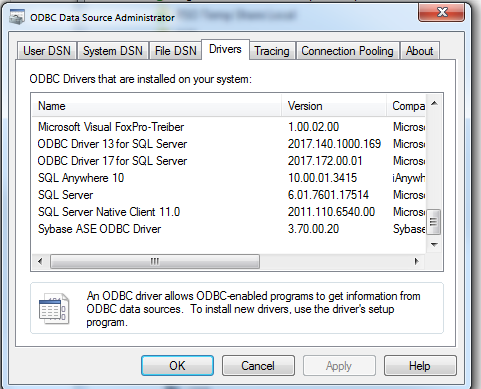 What is the best SQL Server driver for Microsoft Access?