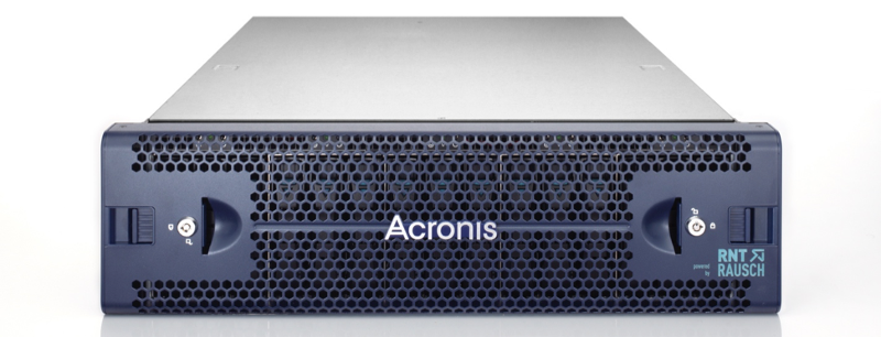 Acronis Self Defined Infrastructure