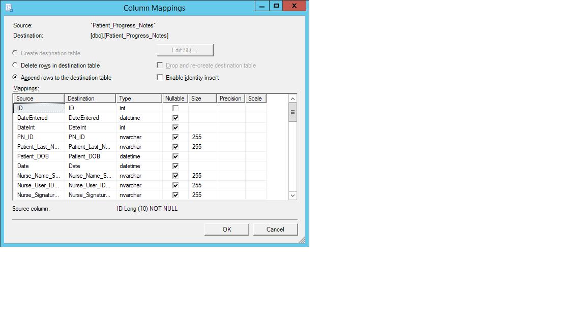 Microsoft SQL Server Questions