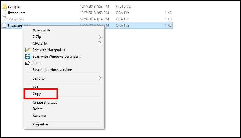 How to fix OLE DB connection error while connecting Oracle database
