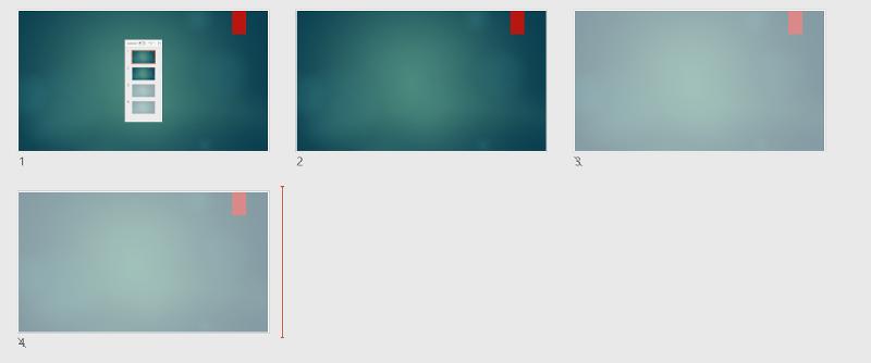 hidden slides