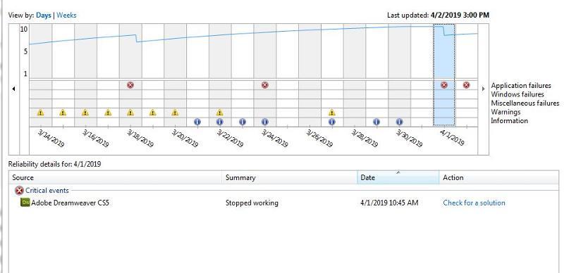 reliability-monitor-yesterday.JPG