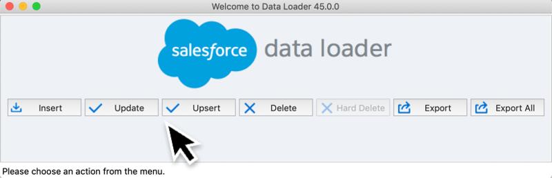 Data Loader Tool