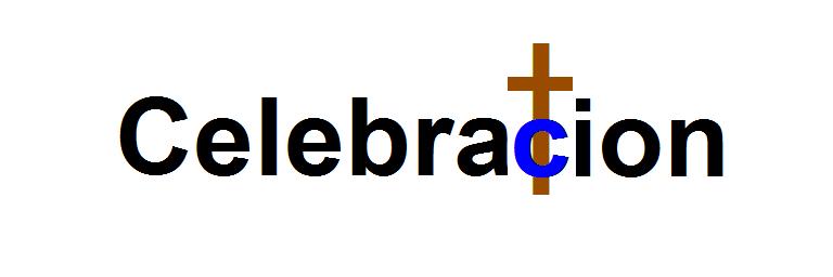 celebration-celebracion-brown-cross