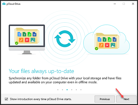 A review of my experience with pCloud storage