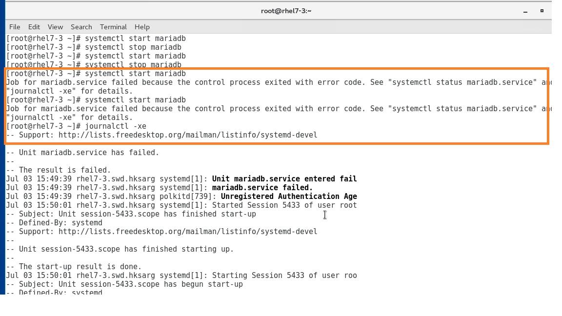 upgrade MariaDB to 10 4 6