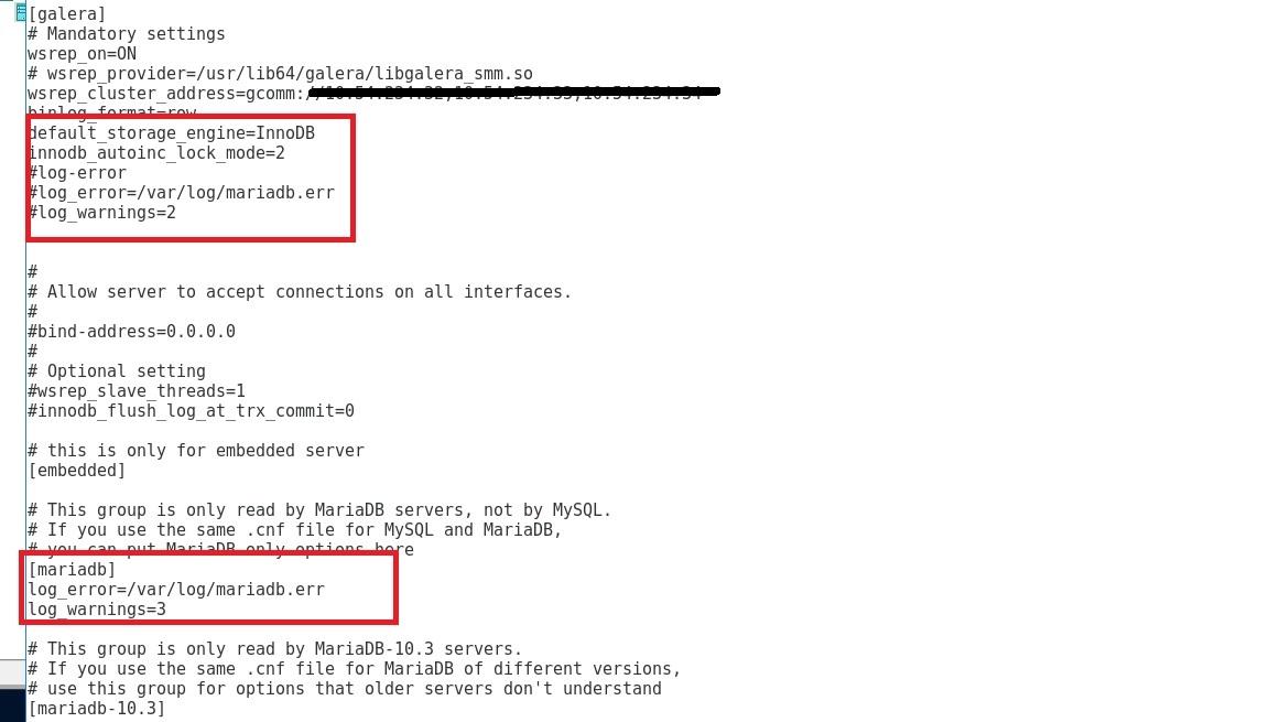 MySQL Server Help