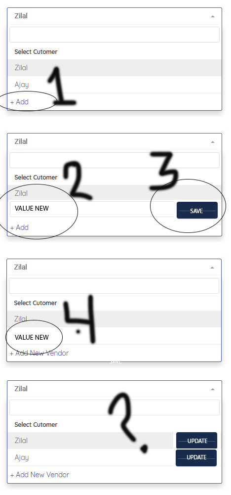 SOLUTION] Add value on Select2 if it does not exist in the