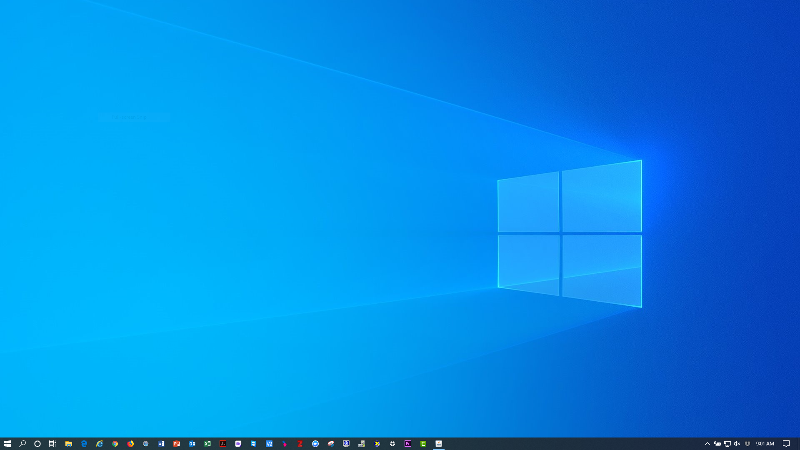 win10 1903 background