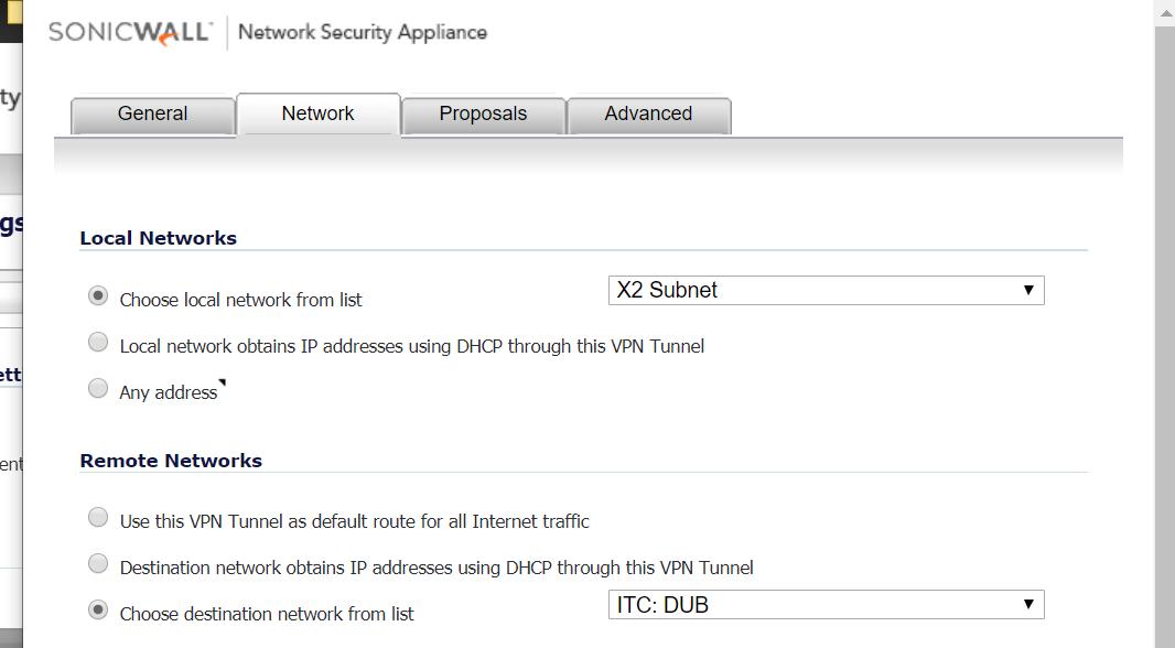 VPN Help
