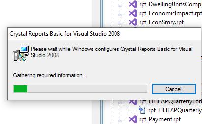 crystal report  .rpt file