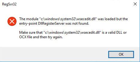 DLLRegisterService